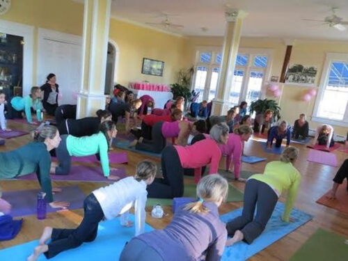 Yoga for a Cure