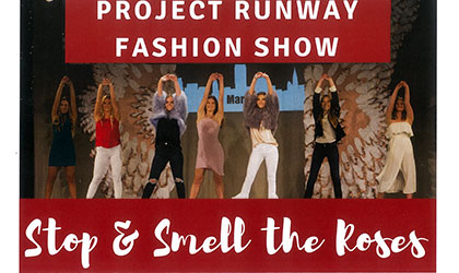 Stop & Smell the Roses 2019 PVHS Project Runway