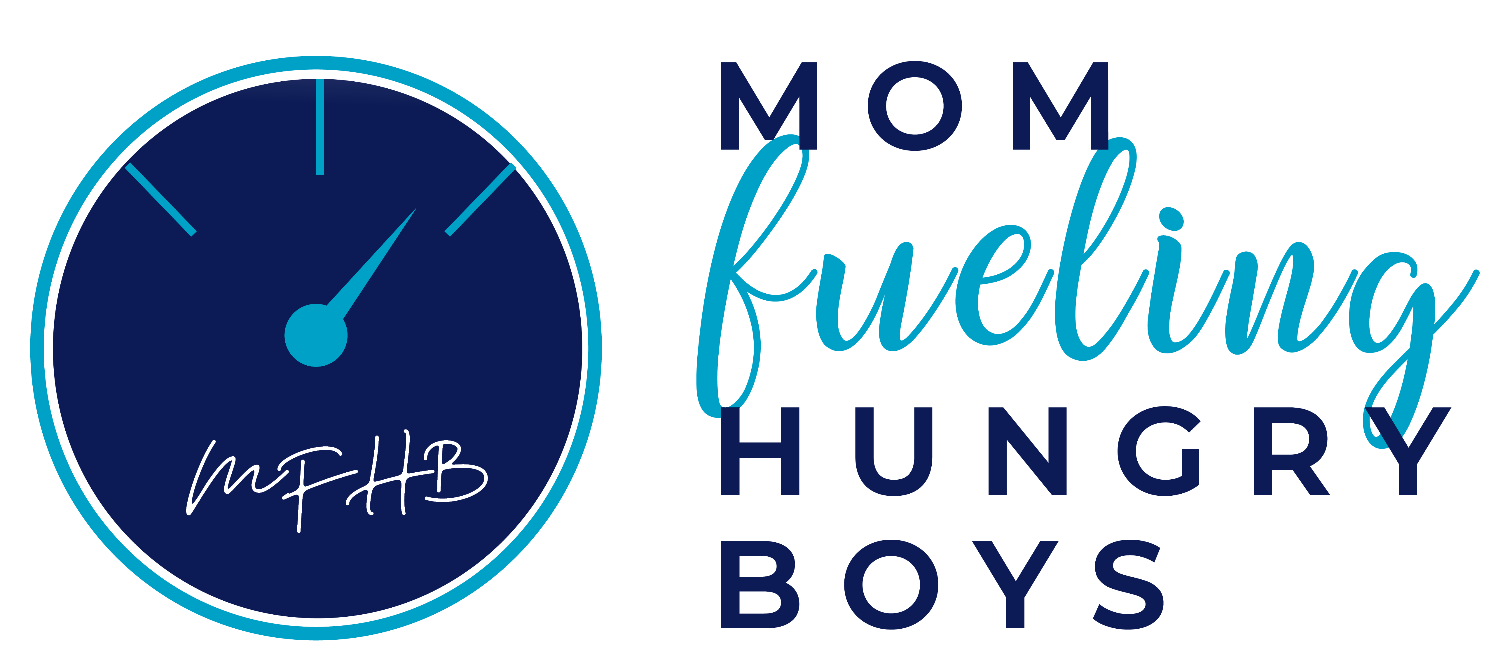 Mom Fueling Hungry Boys