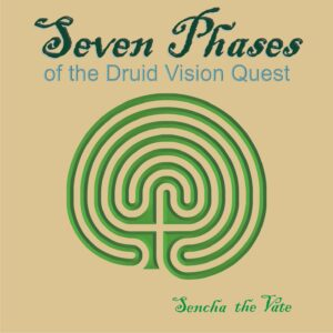 Seven Phases of the Druid Vision Quest