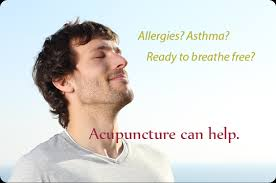 acupuncture allergies male