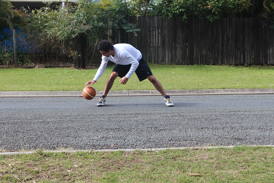 basketball outside