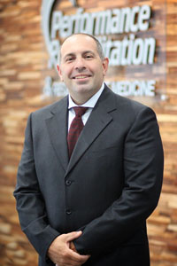 Dr. Ron Spiaggia, DC is Performance Rehabilitation and Regenerative Medicine's founder, and Watchung's Clinic Director