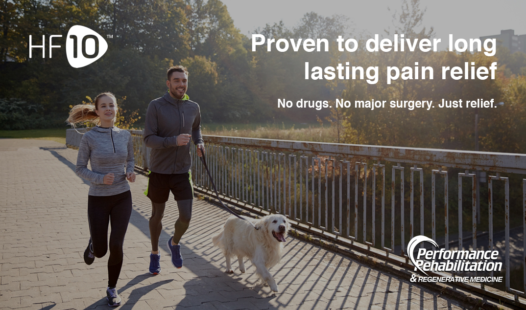 pain relief without drugs and surgery at Performance Rehab, New Jersey.