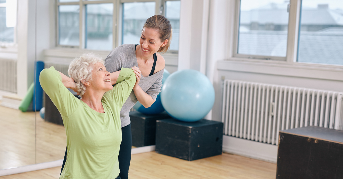 Physio therapist at New Jersey
