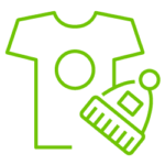 apparel and promo icon