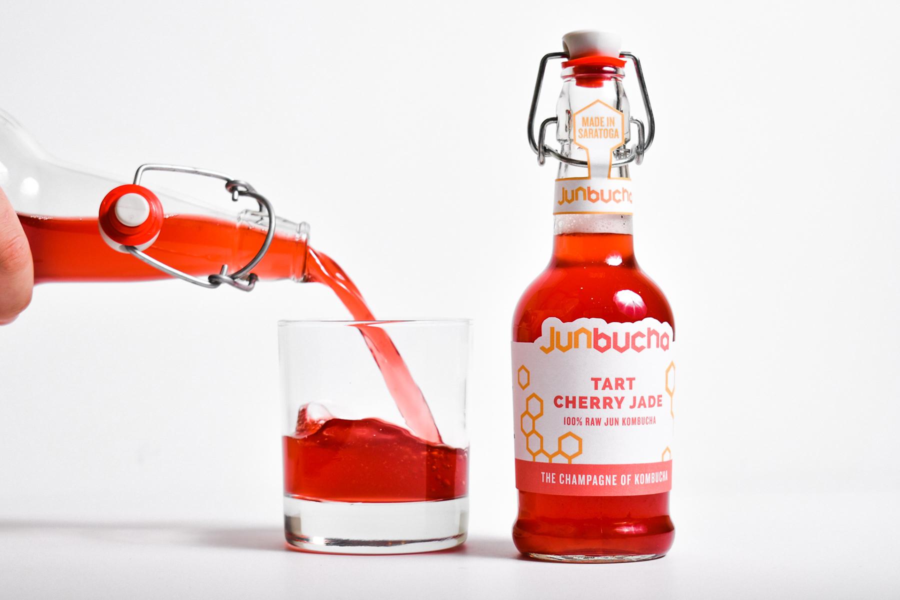 Packaging design on bottle