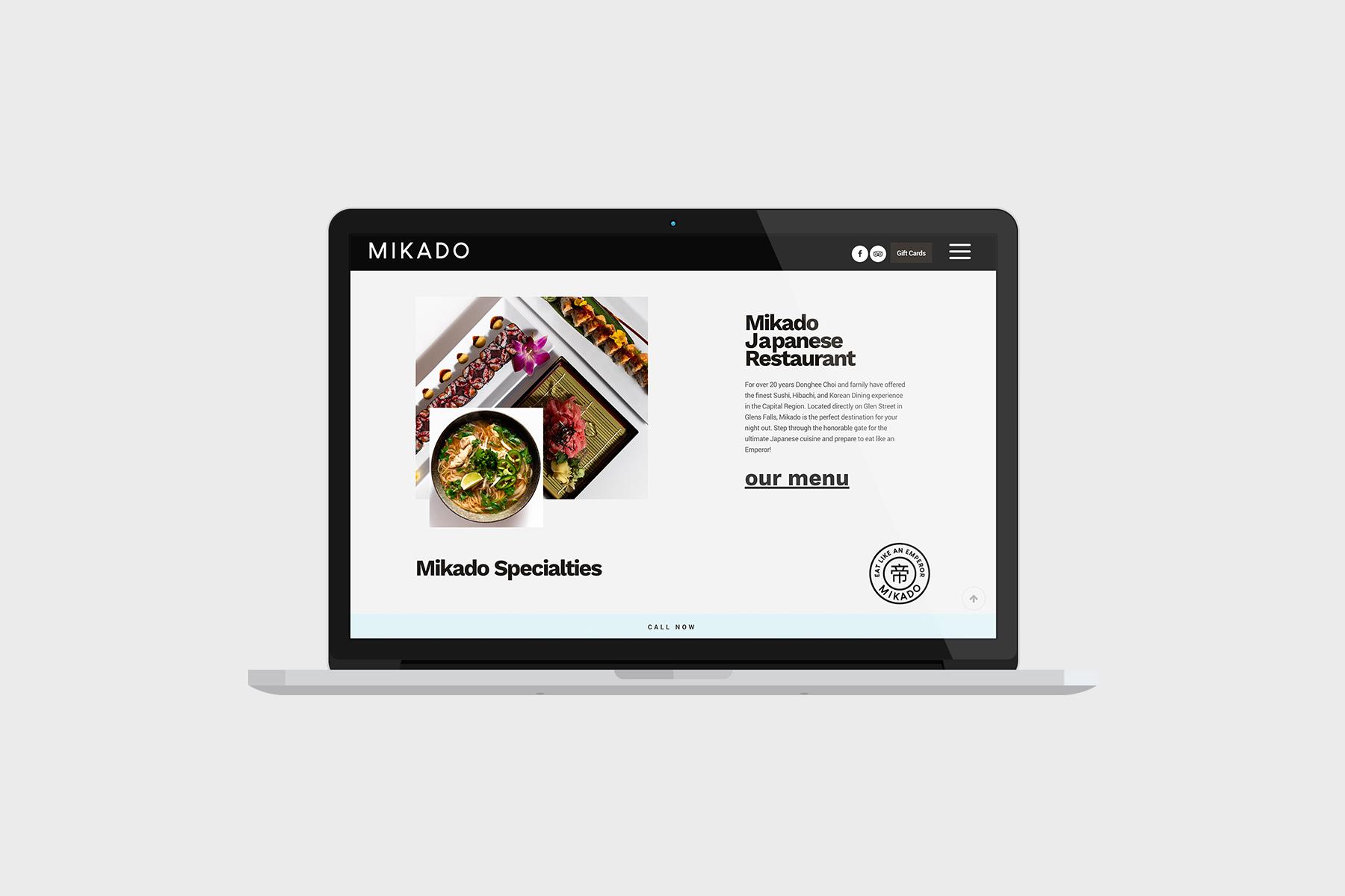 Website development on macbook