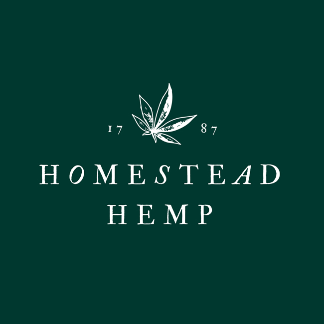 Homestead Hemp logo
