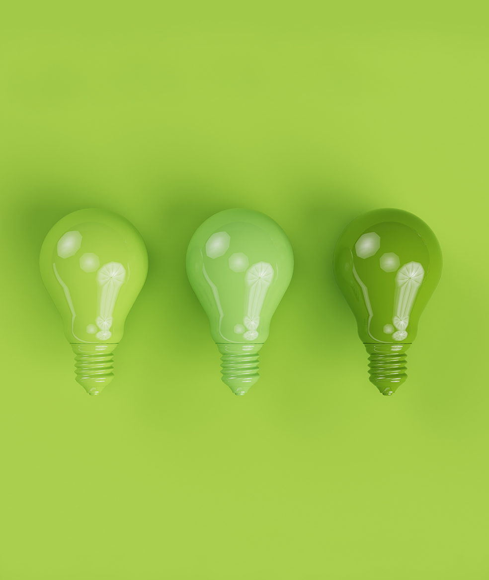 Marketing Terms to Know bulbs