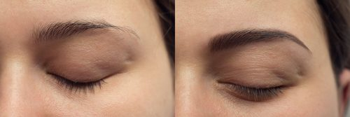 Microblading in San Rafael at The Pamper Studio