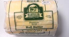 roll butter