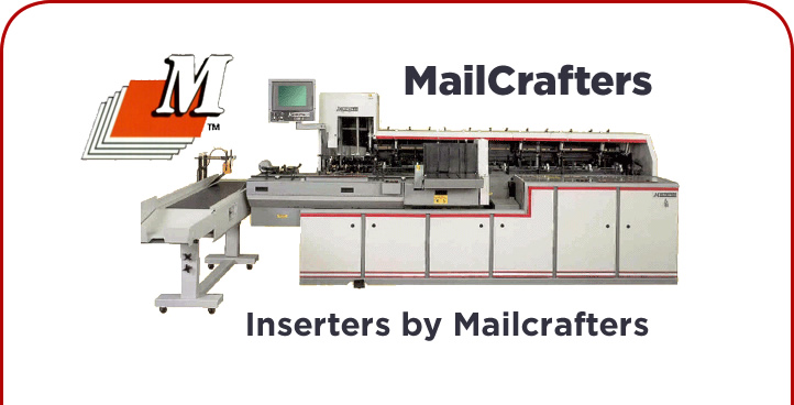 Inserters by Mailcrafters