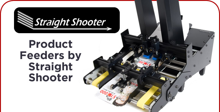 Product Feeders by Straight Shooter