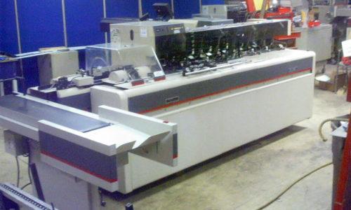 1994 Mailstar 400 GBR 420 VIP System