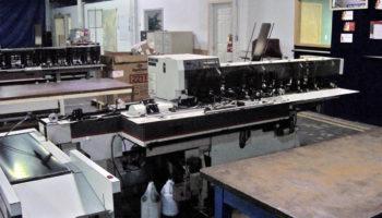 Bell & Howell Model 775