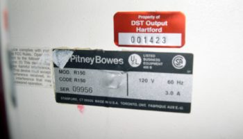 Pitney Bowes Series 8 ISC Inserter