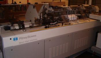 2001 Pitney Bowes DMS DM 10 Series