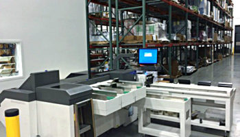 Neopost DS 1000 Four Station Inserter