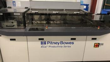 2014 Pitney Bowes Rival Flowmaster Inserter