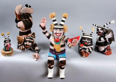 A Spotlight on Contemporary Hopi Ceramicists and Katsina Doll Carvers