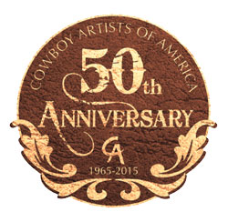 A Salute to Cowboy Artists of America and a Patron, the Late Eddie Basha: 50 Years of Amazing Contributions to the American West