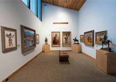 Confluence of Cultures in the American West: A Selection of Contemporary Artists