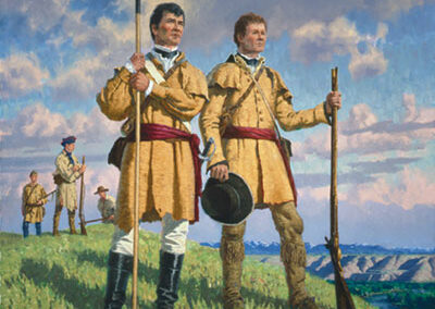 Inspirational Journey: The Story of Lewis and Clark