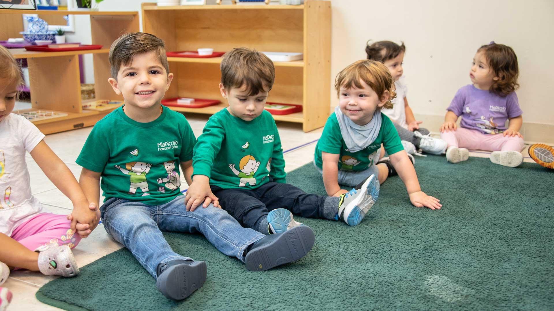 Mia Piccolo Montessori School- Photo Versal Studio - Abel Ferro