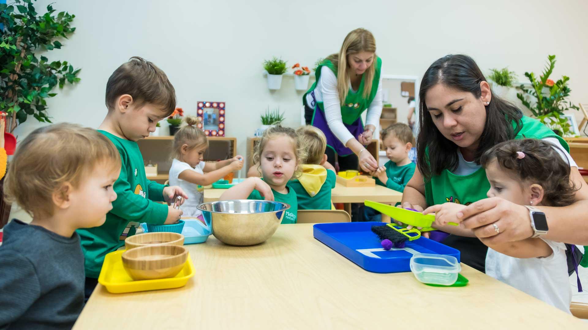 Montessori School- Photo Versal Studio - Abel Ferro