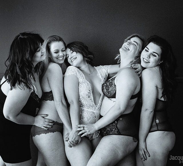 A Fempowerment Party – Body Positive Boudoir Photography, Buffalo NY