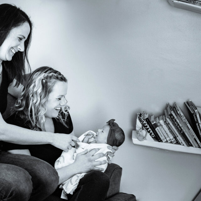The Born Family – Rochester Lifestyle Newborn Session, Rochester NY