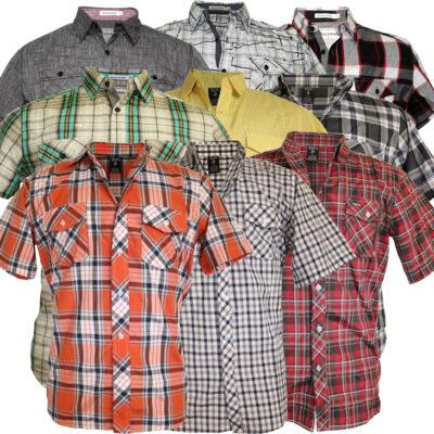 Chemises à manches courtes