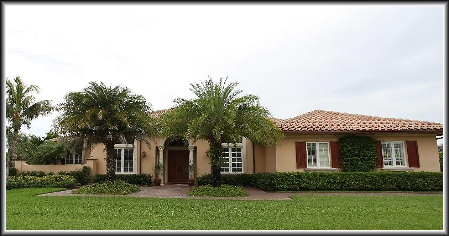 custom home builder Palm Beach