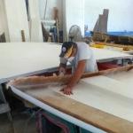 Hard top under construction 3