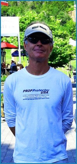 Chris Spencer (Dedicated Marine Owner)