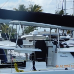 Fountaine Pajot Helm Statio