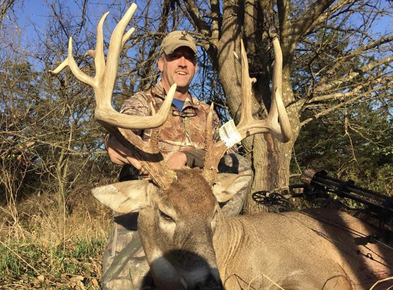 Iowa Deer Bow Hunt
