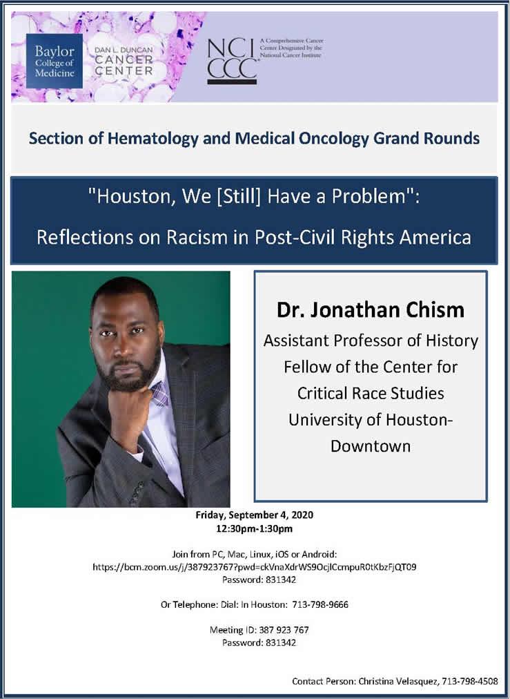 Dr. Jonathan Chism