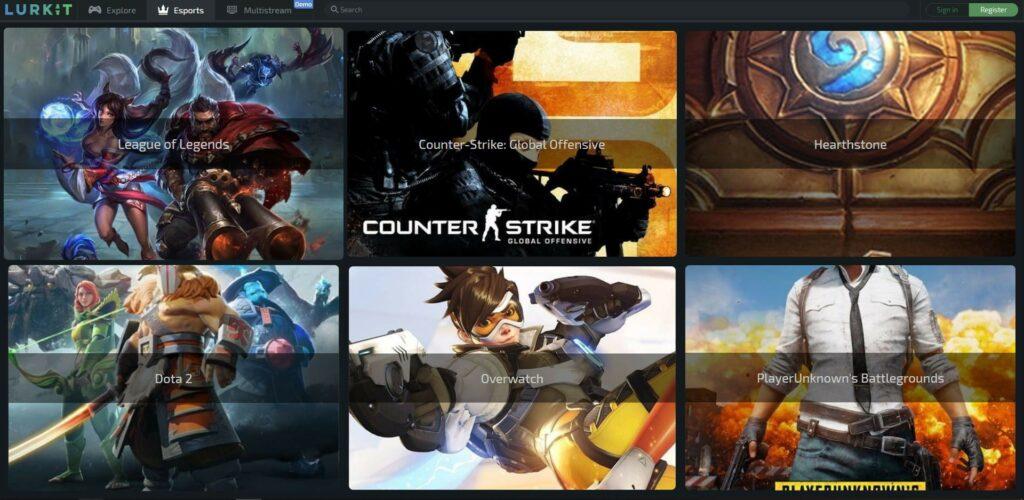 Jogos mais jogados no PC