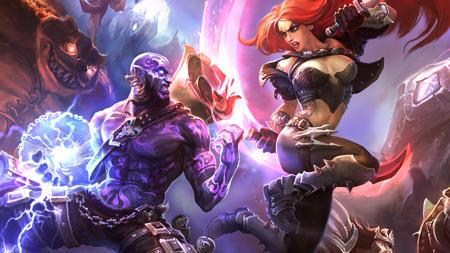 Melhores campeões League of Legends