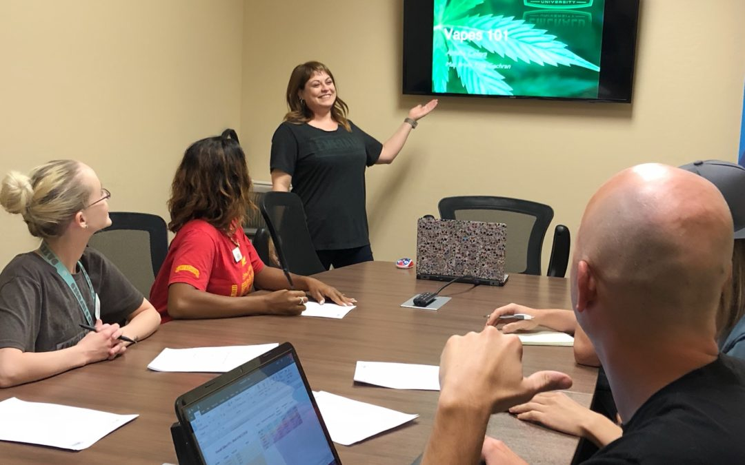 Emerald University's Innovative Cannabis Education Program is a Win-Win for Patients and Staff