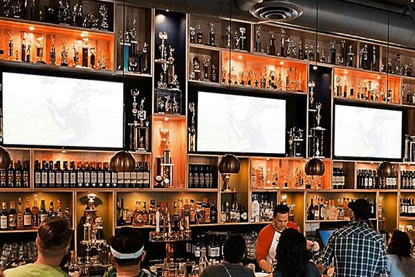 Tumbler Bar