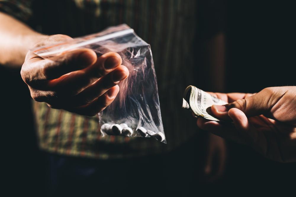 drug-dealing