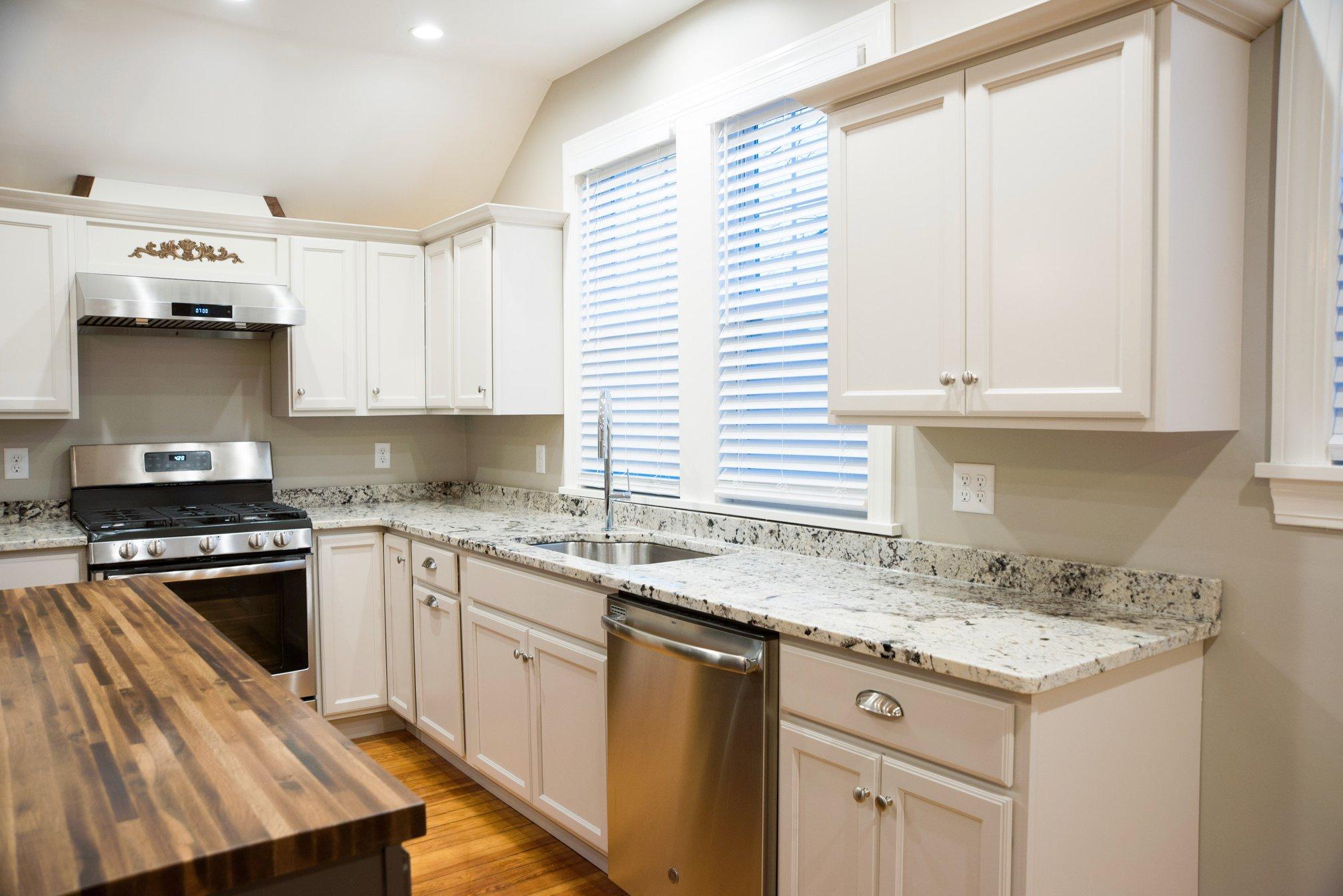 Kitchen Renovation in MA