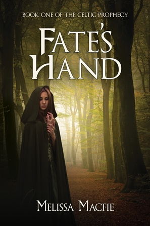 Fate's Hand:Book One of The Celtic Prophecy