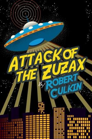attack of the zuzax front cover