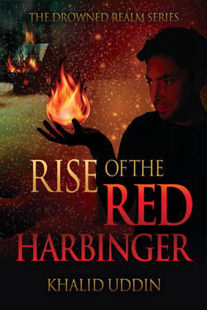Rise of the Red Harbinger-book cover