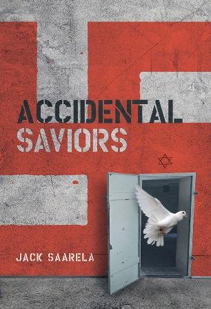accidental saviors book cover