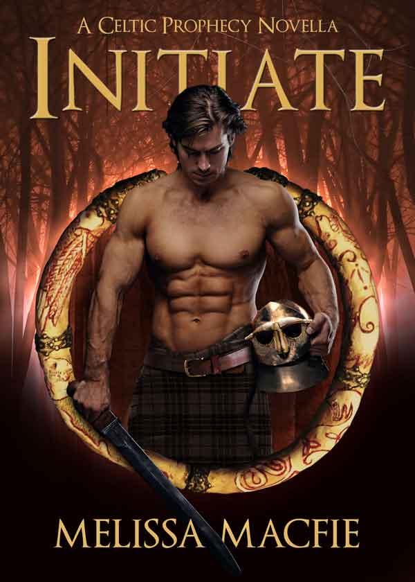 Initiate – A Celtic Prophecy Novella